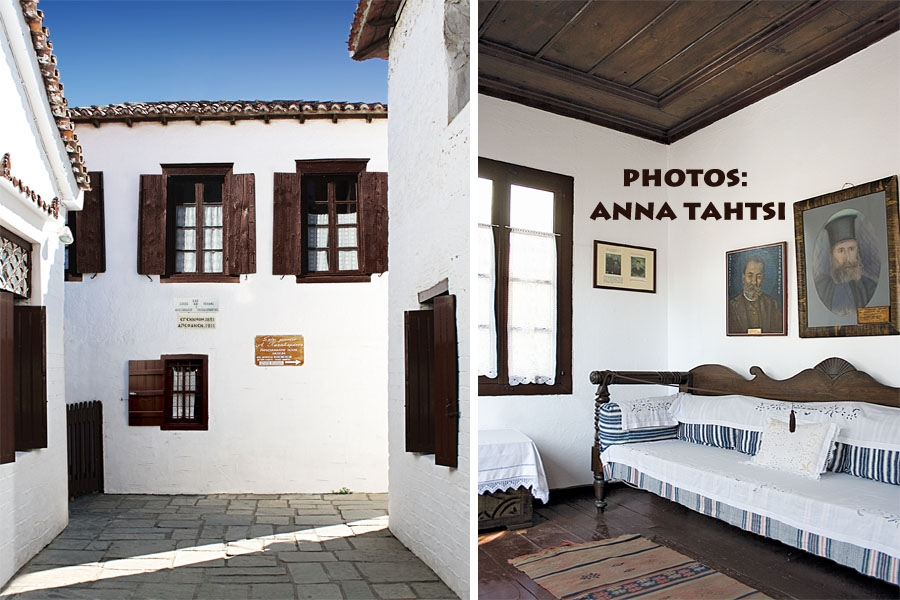 Attractions, Stefanis House Skiathos island studios sea view